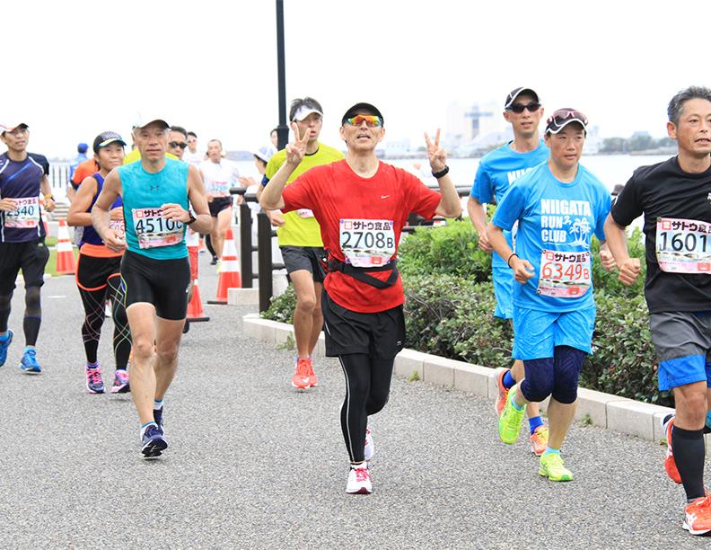 新潟シティマラソン2016イメージ12