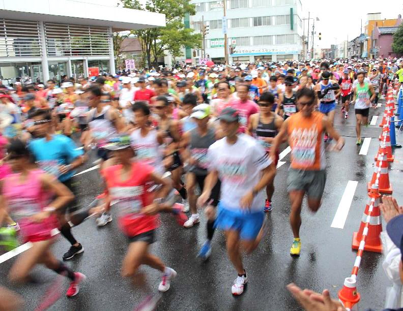 新潟シティマラソン2016イメージ04
