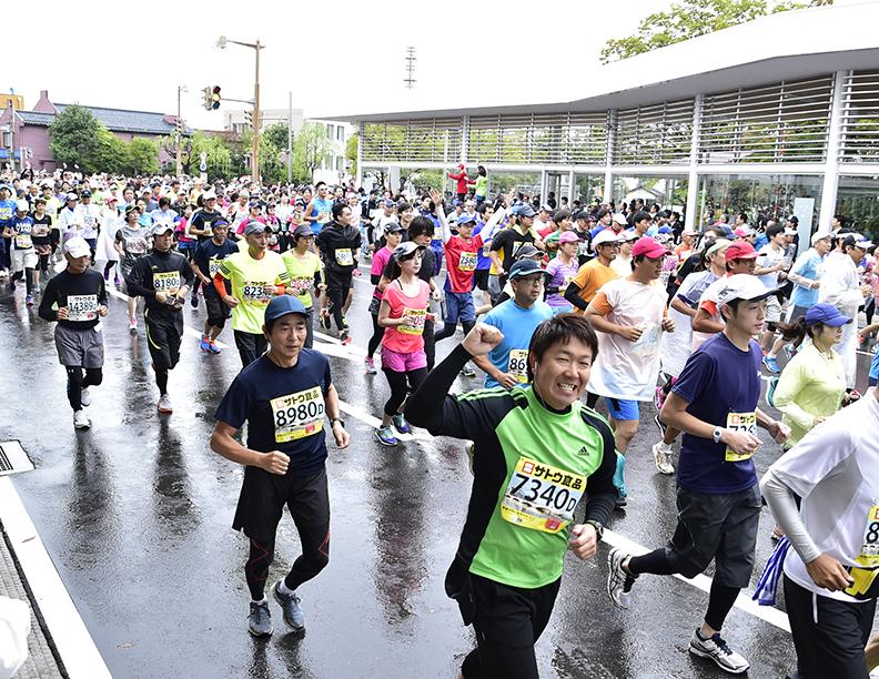 新潟シティマラソン2016イメージ09