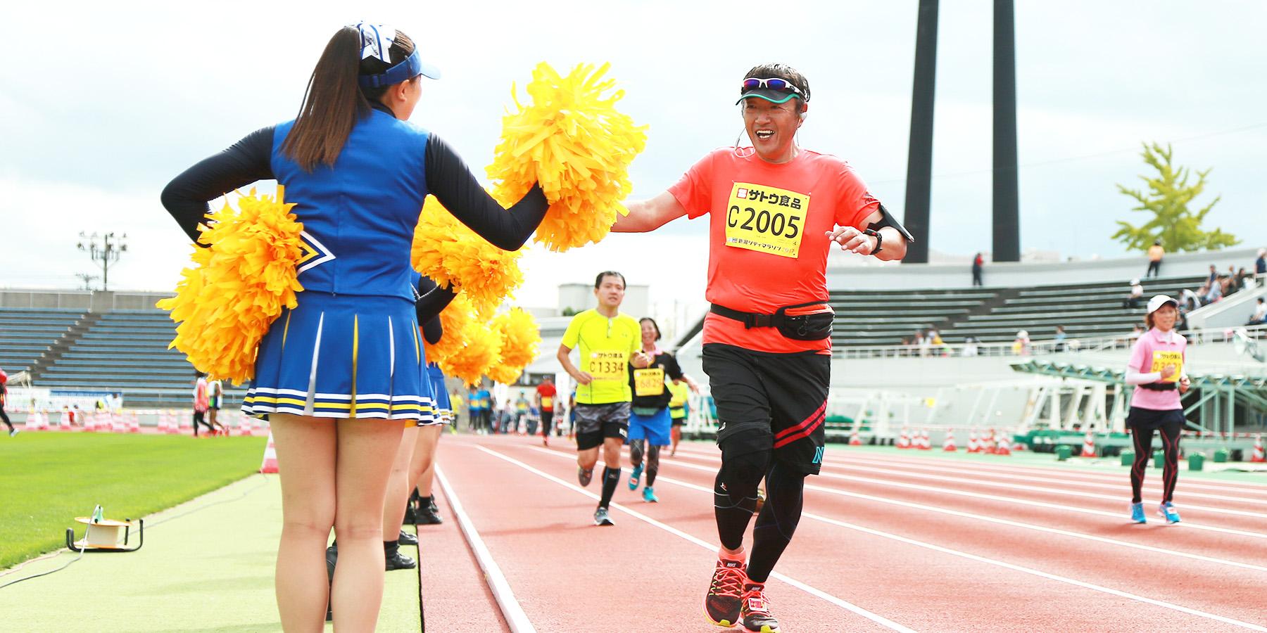 掛川・新茶マラソン(4月・静岡) –